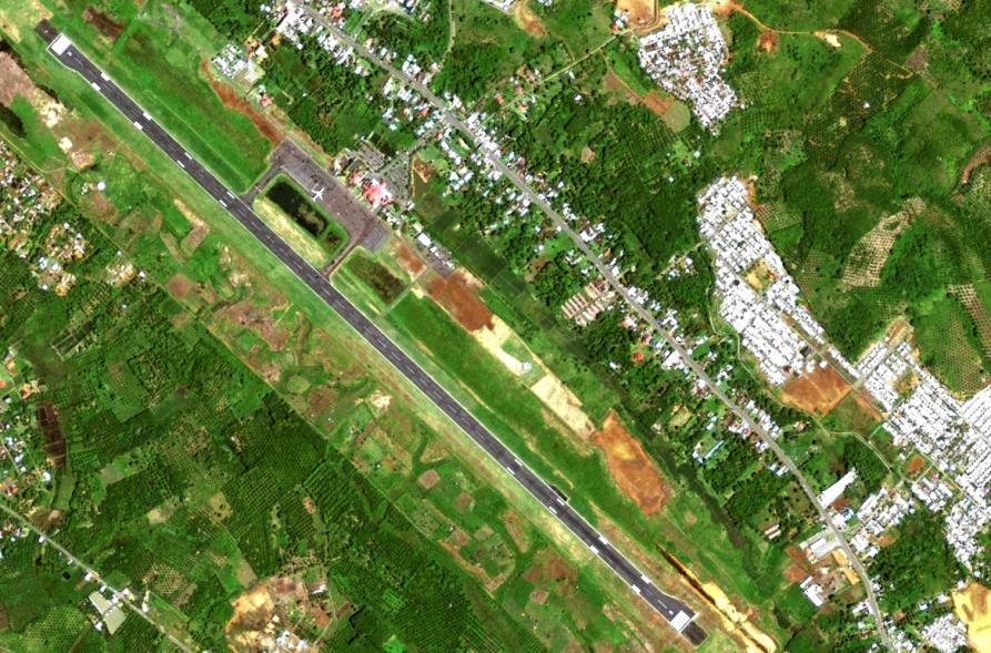 citra satelit spot 6